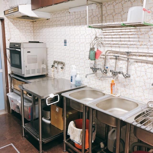 菓子製造業許可付きレンタルキッチン 写真2